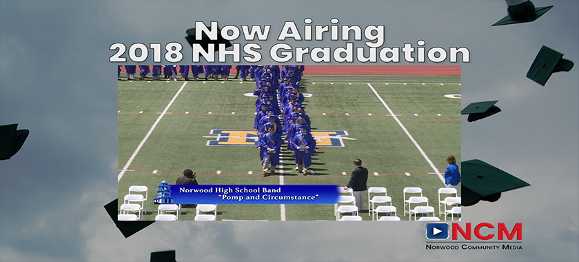 Now Airing: Graduation
