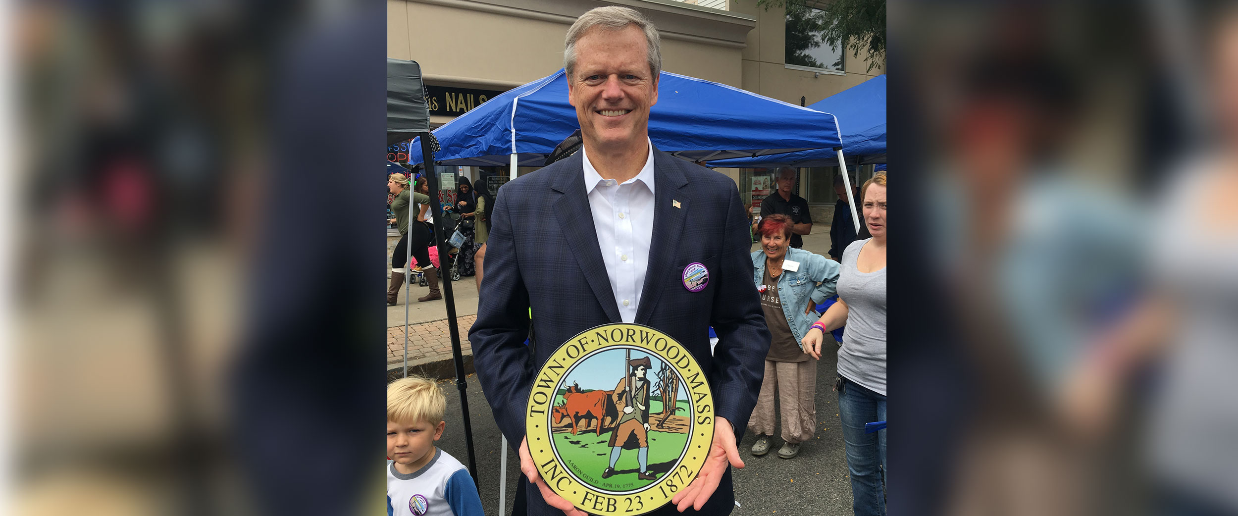 NCM Exclusive Interview with Gov. Charlie Baker