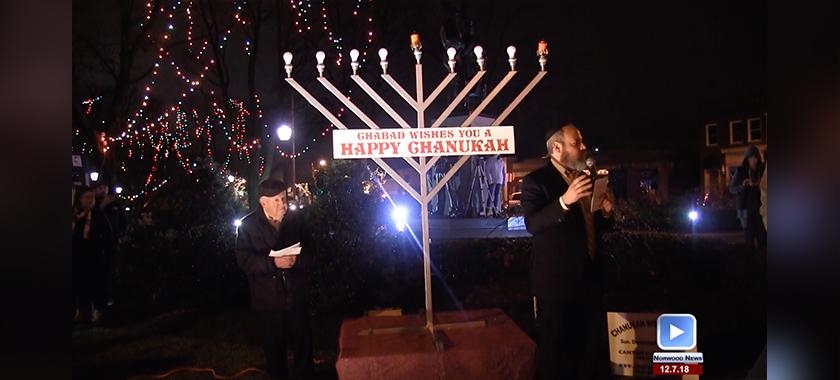 Chanukah Celebration 2018