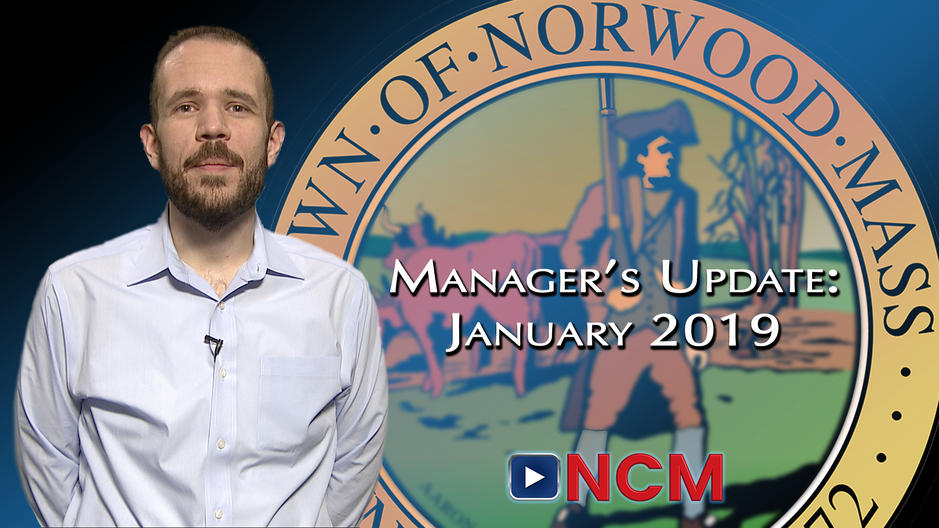 General Manager's Update: January 2019