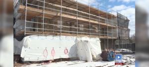 St. Gabriel's Chapel: Construction Update