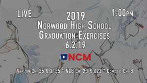 NHS Graduation 2019