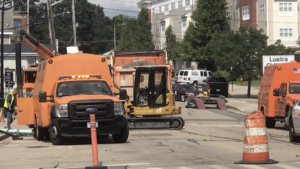 Water Main Break 8.1.19