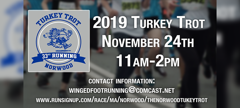 33rd Annual Turkey Trot Run