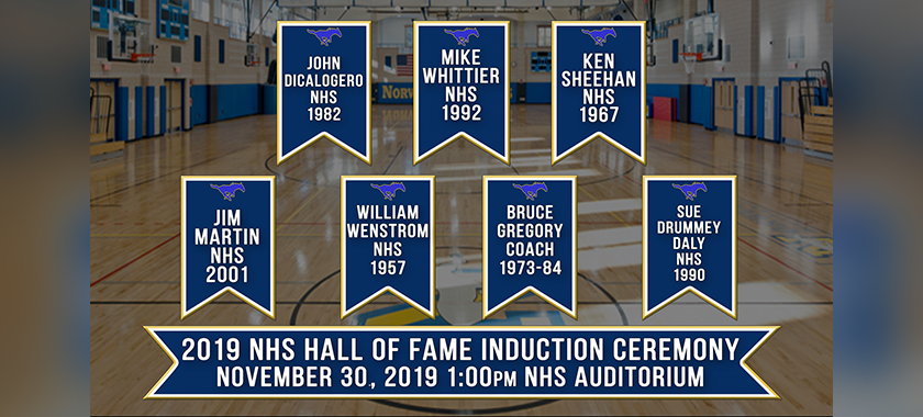 2019 NHS Hall of Fame Inductees!