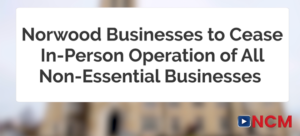 PSA: Non-Essential Business Operations