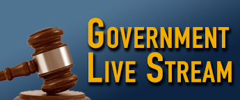 Link to Government Live Stream
